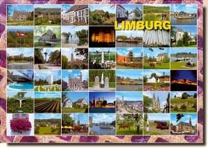 Une carte postale de Limbirg (Tirza)
