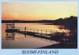 Une carte postale de Jämsä (Arja-Liisa)