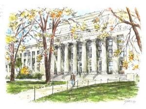 Une carte postale de Ann Arbor, MI (Nicole)