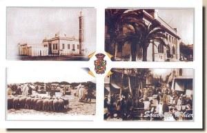 Une carte postale de Sidi-Bel-Abbés (Amine)