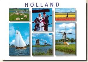 Une carte postale de Amerfoort (Norma)