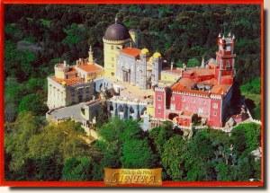 Une carte postale de Sintra (Vitoria)