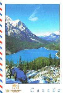 Une carte postale de Ridgetown (Sierra)