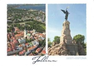 Une carte postale de Tallinn (Krista)
