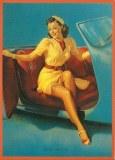 Une carte postale de Burlington (Lacey)