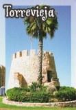 Une carte postale de Torrevieja (Lucy)