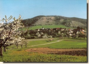 Une carte postale de Kohlberg (Betty)