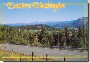 Une carte postale de Washington, WA (Jo)