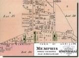 Une carte postale de Memphis, NY (Kevin)