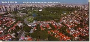 Une carte postale de Sao Paulo (Elaine)