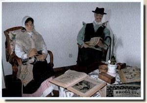 Une carte postale de Grenoble (Inspecteur Clouzot)