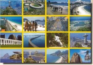 Une carte postale de Rio de Janeiro (Carla) 2