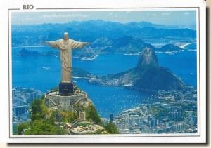 Une carte postale de Rio de Janeiro (Carla) 1