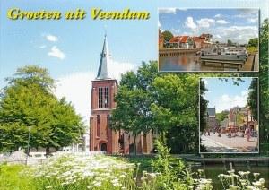 Une carte postale de Veendam (Alexander)