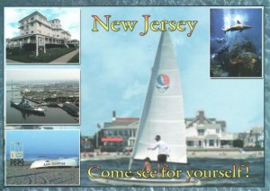 Une carte postale du New Jersey (Rob)