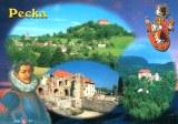 Une carte postale de Kolin (Jana)