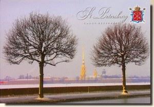 Une deuxième carte postale de St Petersburg (Evgenia)