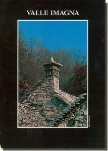 Une carte postale de Brescia