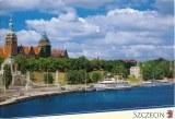Une carte postale de Szczecin (Bartek)
