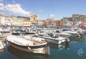 Une carte postale de Bastia (Christian))