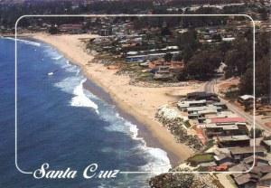 Une carte postale de Salinas (Georgia)
