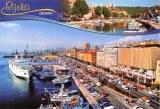 Une carte postale de Rijeka (Dragan)