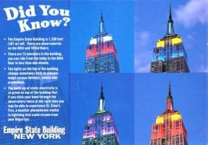Une carte postale de New York (Jeanette)