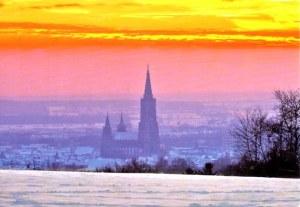 Une carte postale de Ulm (Tanja)