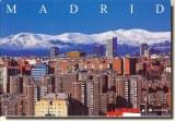 Une carte postale de Madrid (Fabienne)