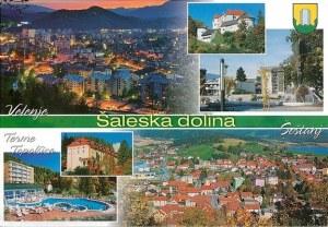 Une carte postale de Sostanj (Semir)