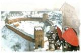 Une carte postale de Lutsk (Valentina)