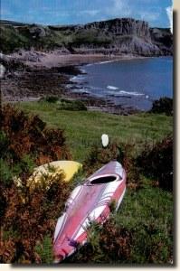 Une carte postale de Swansea (Anu)