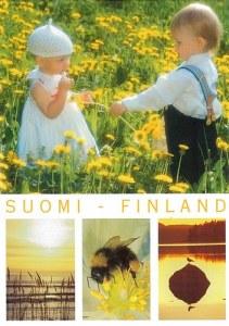Une carte postale de Joensuu (Muusa)