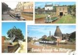 Une carte postale de Staffordshire (Ryan)