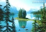 Une carte postale de Grande Prairie (Daphne)