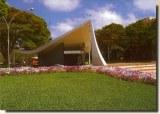 Une carte postale de Brasilia (Claudinei)