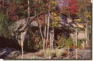 Une carte postale de Wendake (Corinne)