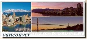 Une carte postale de Vancouver (Conor Monks)