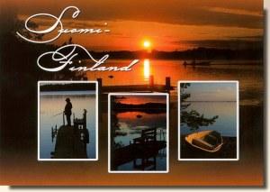 Une carte postale de Kuhmo (Kari 'Jimmie') 1