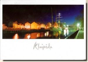 Une carte postale de Lietuva (Ausra)