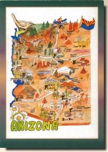 Une carte postale de Glendale, AZ (Carol Williams) 2