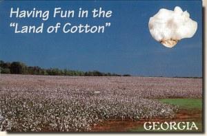 Une carte postale de Gainesville, Géorgie (Chris)