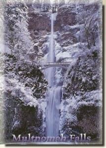 Une carte postale de Portland, OR (Jacob)