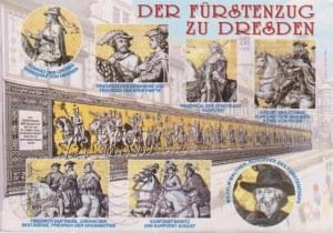 Une carte postale de Meissen (Nora)