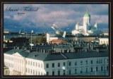 Une carte postale d'Helsinki