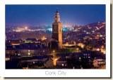 Une carte postale de Cork City (Patsy)