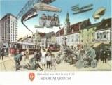 Une carte postale de Maribor (Jerneja)