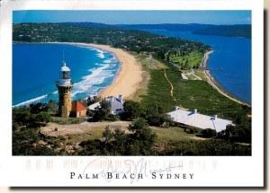 Une carte postale de Perm Sydney (Danhong)