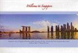 Une carte postale de Singapour (Siti)