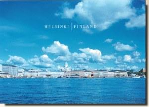 Une carte postale d'Helsinki (Minna)
